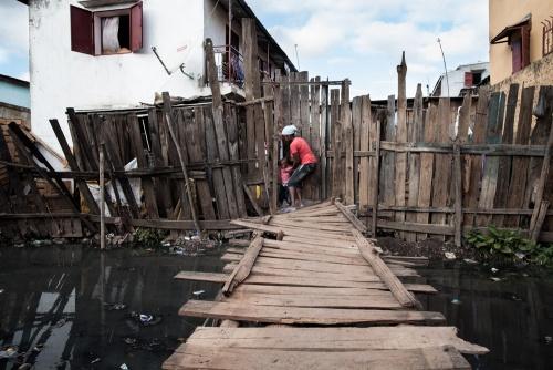 Ankasina Slum