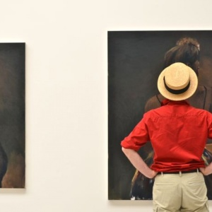 People from Biennale
