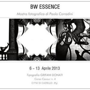 BW essence exhibition