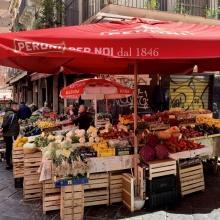 IOS. La Pescheria. Catania. Un giorno. 2020