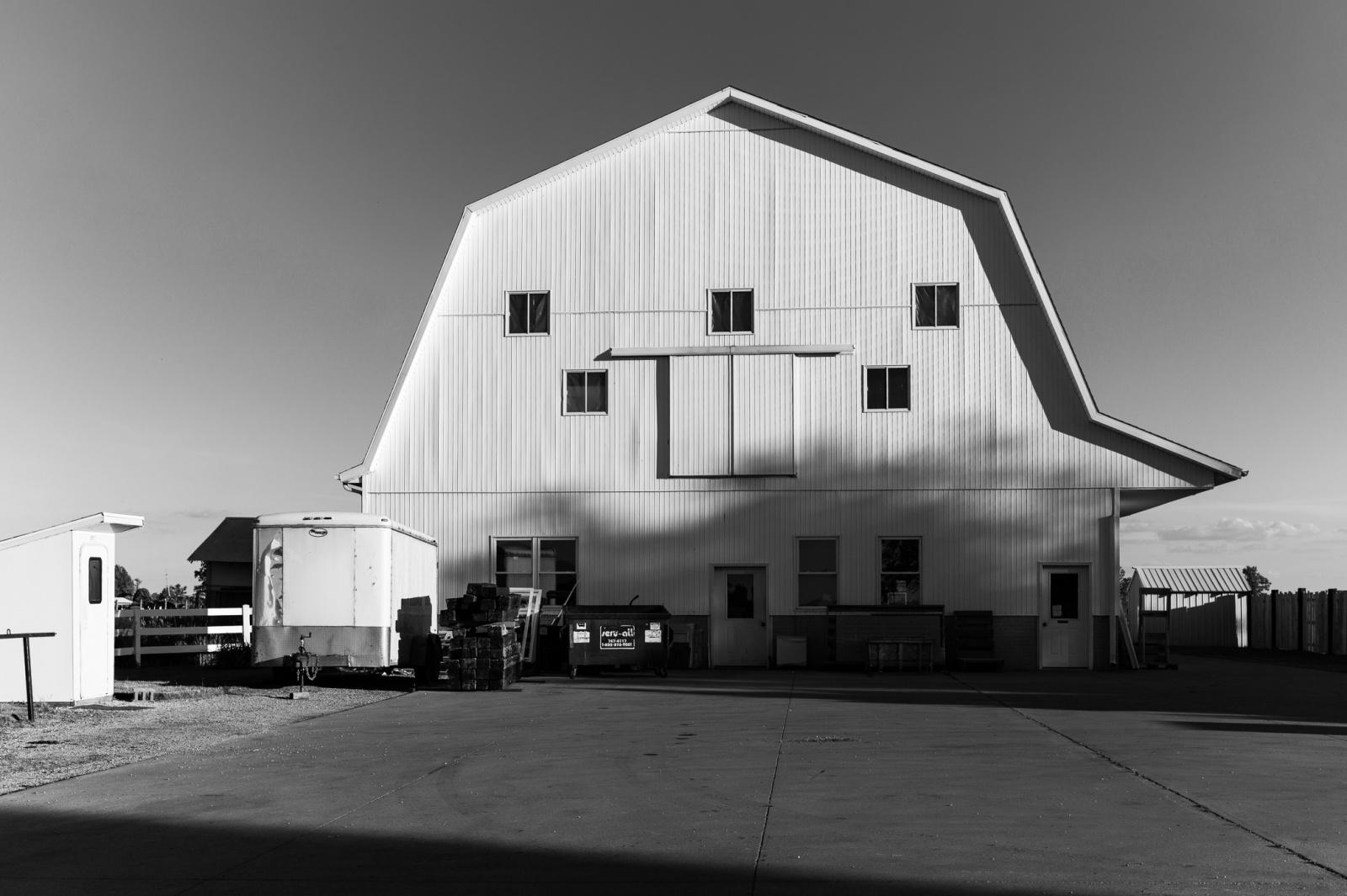 Amish House, Indiana - Usa