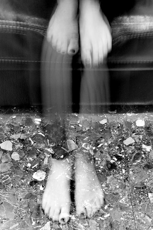 "Scoperta - © Paola Tornambè - Fotografia selezionata da F-Stop Magazine nel 2019 per ""Alternative Portrait""."