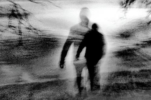 Potenza e meditazione - © Paola Tornambè - Parleremo ancora di quel mare stupendo - calmo, limpido, invitante - e ci basteranno poche parole per scrutare l'altro - in tempesta - che è materia viva della nostra anima inquieta.