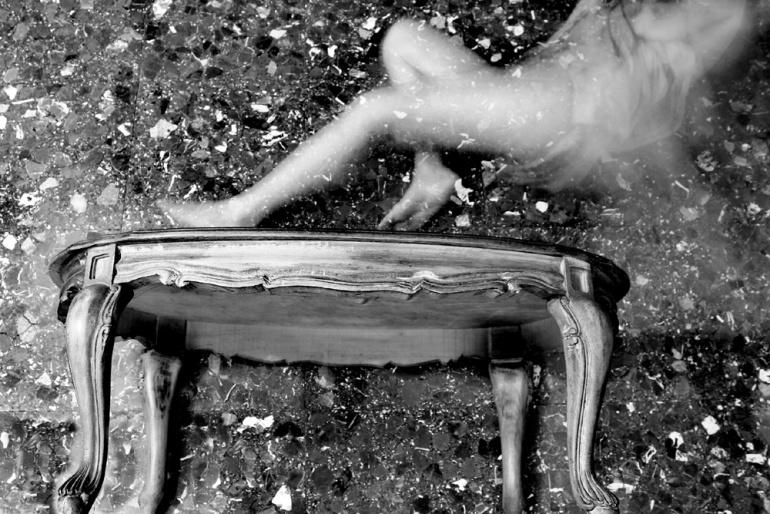 Mi ha staccata dalla certezza (1) - © Paola Tornambè