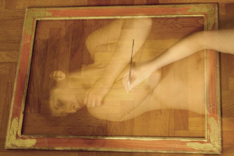 Dipingendomi - © Paola Tornambè