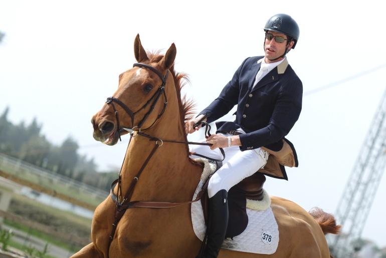 Mediterranean Equestrian Tour    International Horse Competition